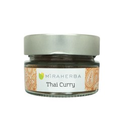 Miraherba - organic Red Thai Curry - 50g