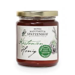 Spatzenhof - Bioland Castagne-Miele - 340g