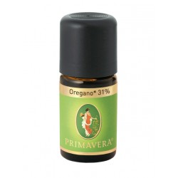 Primavera Oregano organic 31% - 5ml