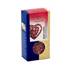 Sonnentor with love spice blend of flowers organic - 40g
