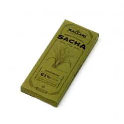 SACHA - Samachik 61% Kakao (Zitronengras) - 50g