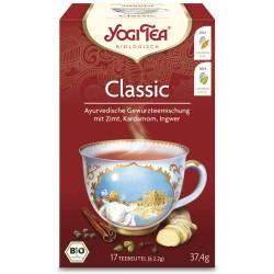 Yogi Tea Classic Bio - 17St