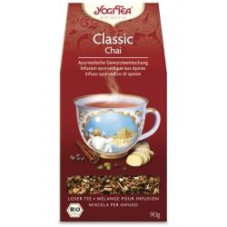 Yogi Tea Classic Chai Bio porciones de 90g