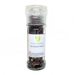 Miraherba - Bio Colorido Pimienta - 40gr de Molinillo de pimienta