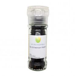 Miraherba - organic black pepper - 50g pepper mill