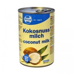 Terrasana - latte di Cocco (22% di Grassi) - 400ml
