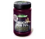 Allos - Frucht Pur 75% Schwarze Johannisbeere - 250g