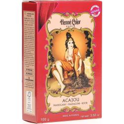 Henné Color - Cuivre Hennapulver Acajou - 100g