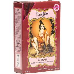 Henné Color De Cuivre Hennapulver Caoba oscuro - 100g