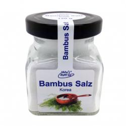 Natur Hurtig - Bambus Salz - Salze der Welt - 120g