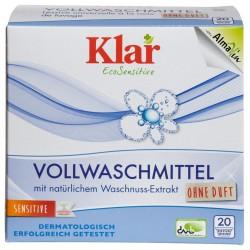 Klar - Vollwaschmittel Pulver - 1,1kg