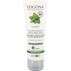 Logona - Tiefenreinigendes Peeling Gel - 100ml