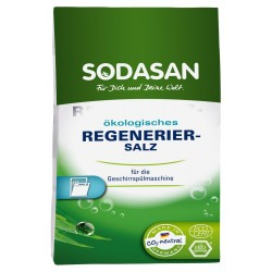 Sodasan - Regeneriersalz - 2kg
