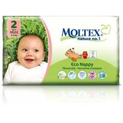 Moltex - Nature No. 1 Windeln - Größe 2