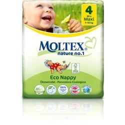 Moltex - Nature No. 1 Windeln - Größe 4