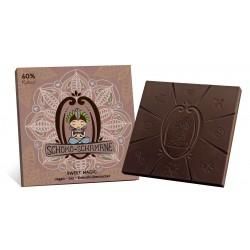 Mente dolci - cioccolato-sciamano 60% di cacao 50g