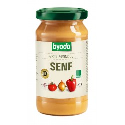 byodo barbecue & Fondue mustard - 200ml