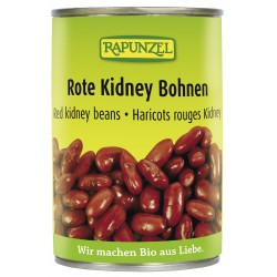 Rapunzel Red Kidney beans in the tin - 400g