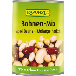Rapunzel - beans-Mix in the tin - 400g