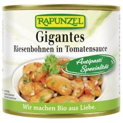 Rapunzel - Gigantes Riesenbohnen en salsa de Tomate - 230g