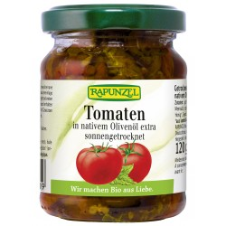 Rapunzel - tomatoes dried in olive oil - 120g