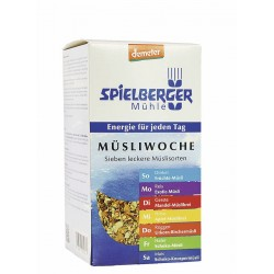 Spielberger - Müsliwoche, demeter - 510g