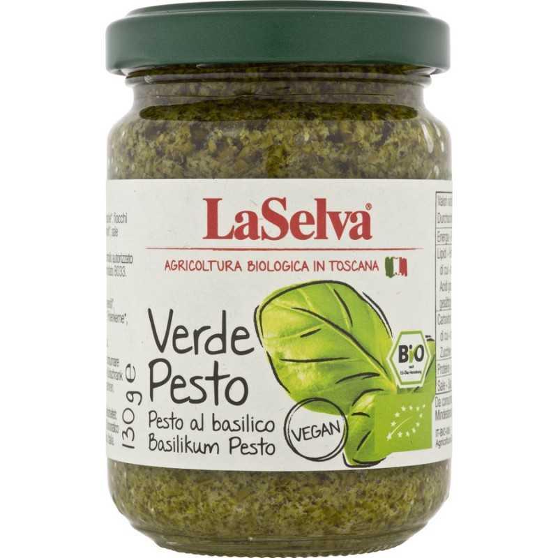 LaSelva - Verde del Pesto di Basilico, Pesto, 130g