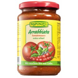 Raiponce - sauce Tomate Arrabbiata - 335ml