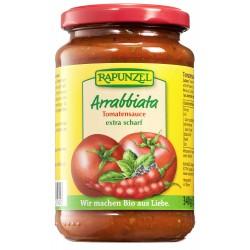Rapunzel - salsa de Tomate Arrabbiata de 335ml