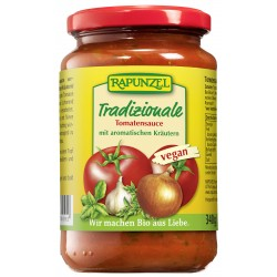 Raiponce - sauce Tomate Traditionnel - 335ml