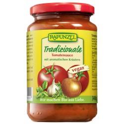 Rapunzel - salsa de Tomate Tradizionale de 335ml