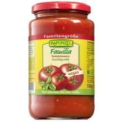 Rapunzel tomato sauce Familia - 525ml