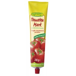 Rapunzel Tomato Paste 28% Tr.M. in the Tube - 200g