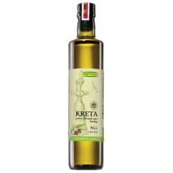 Rapunzel - l'olio di Oliva di Creta P. G. I., nativo extra, 0.5 l