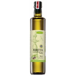 Rapunzel olive oil of Crete P. G. I. extra virgin, 0.5 l