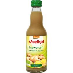 Voelkel - ginger juice - natural sharpness - 0.2 l