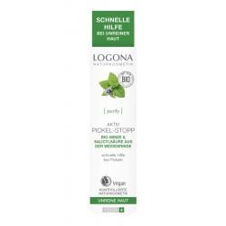 Logona - Active les Boutons d'Arrêt et de 6ml
