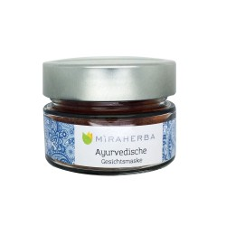 Miraherba - Ayurvedische Gesichtsmaske - 50g