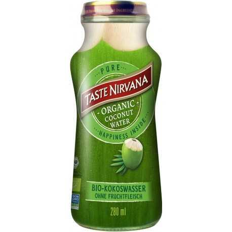 Taste Nirvana - Organic Coconut Water Pure - 280ml