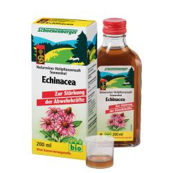 Schoenenberger de Echinacea Heilpflanzensaft - 200ml