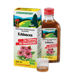 Schoenenberger - Jus de plante médicinale d'échinacée - 200ml