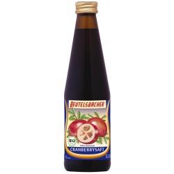 Beutelsbacher - Cranberry Muttersaft - 0,33 l