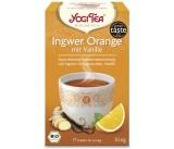 Yogi Tea - Ingwer Orange mit Vanille Bio - 17St