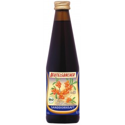 Beutelsbacher - olivello spinoso Muttersaft - 0,33 l