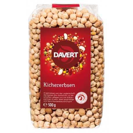 Davert - Kichererbsen - 500g