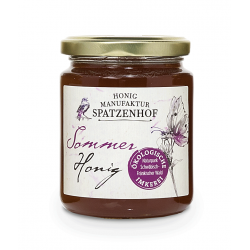 Spatzenhof - organic-summer-honey - 340g