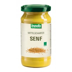 byodo Medium - hot mustard - 200ml