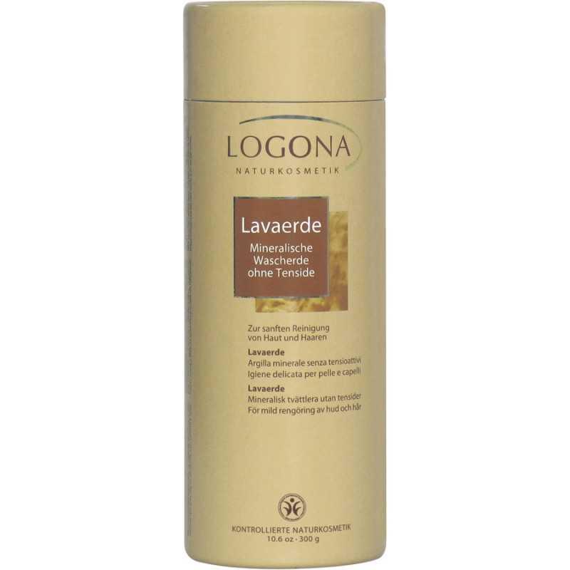 Logona - Lavaerde en Polvo, Minerales Wascherde - 300g