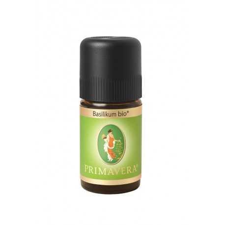 Primavera - Basilikum bio - 5ml