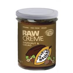 Simply Raw - RAW CREME Haselnuss & Kakao - 170g